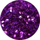 Chunky Glitter - Polybag - Purple Flash (450PR)