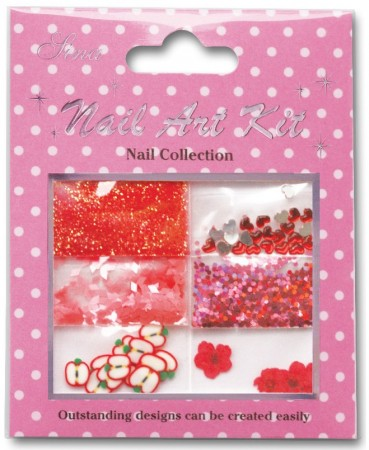 Nail Art Kit - Collection 09