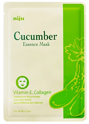 niju Cucumber Essence Mask
