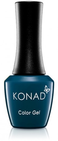 Konad Color Gel Nail Polish - CG036 Storm Green