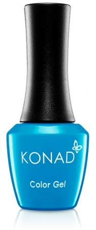 Konad Color Gel Nail Polish - CG048 Vivid Blue