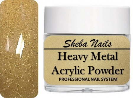 Heavy Metal Acrylic Powder - 24K