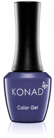 Konad Color Gel Nail Polish - CG051 Oriental Blue