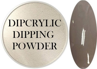 Dipcrylic Acrylic Dipping Powder - Modern Wedding Collection - Cold Feet