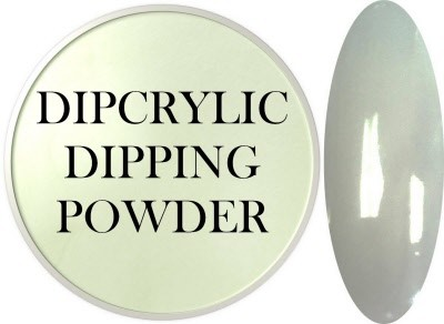 Dipcrylic Acrylic Dipping Powder - Shabby Chic Collection - Sage