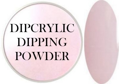 Dipcrylic Acrylic Dipping Powder - Basix Collection - Pink - 30 ml