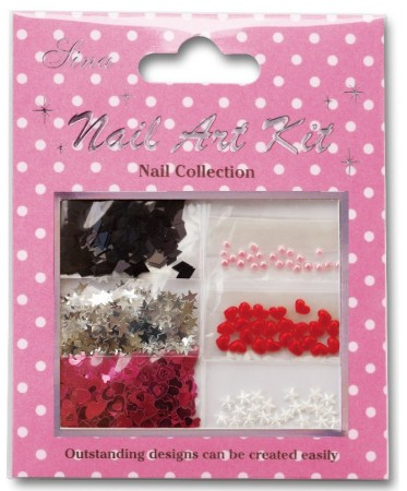 Nail Art Kit - Collection 16