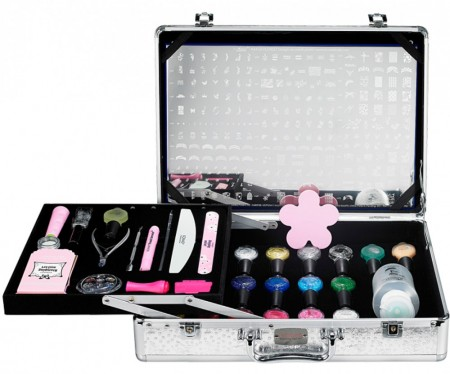 Konad Nail Art - Set - Pro Salon Kit II