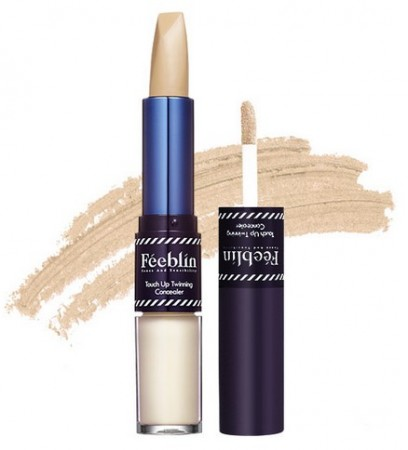 Feeblin Touch Up Twinning Concealer B2 Soft Beige
