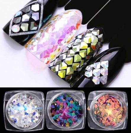 Chameleon Diamond Sequins