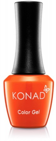 Konad Color Gel Nail Polish - CG100 Orange Papaya