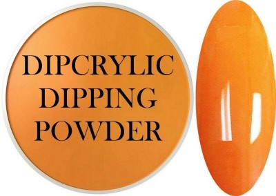 Dipcrylic Acrylic Dipping Powder - Art Collection - Butterscotch