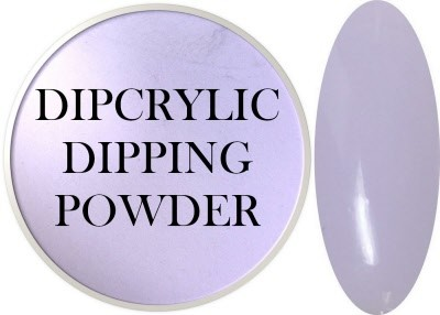 Dipcrylic Acrylic Dipping Powder - Precious Collection - Lilac