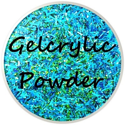 Gelcrylic Powder - Glitter Mix - Flirt
