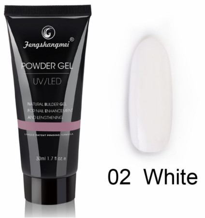 Fengshangmei Powder Gel 02 White