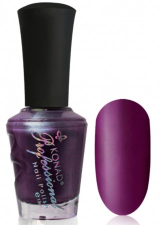 Konad Professional Nail Polish - P611 Deep Purple