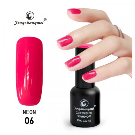 Fengshangmei Color Polish Gel Neon #006