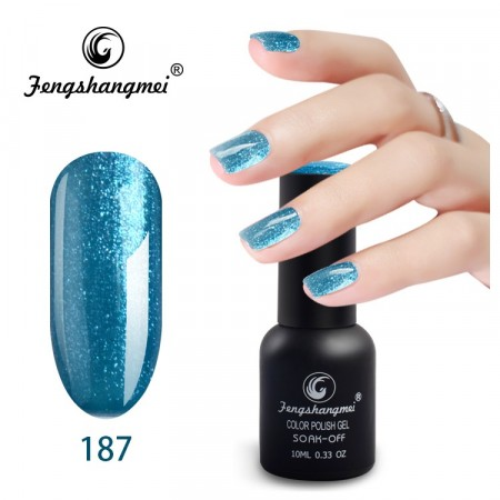 Fengshangmei Color Polish Gel #187