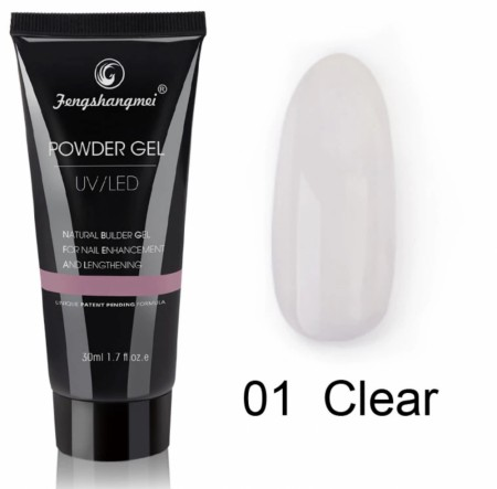 Fengshangmei Powder Gel 01 Clear