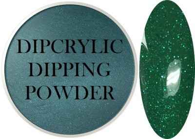 Dipcrylic Acrylic Dipping Powder - Country Collection - Evergreen