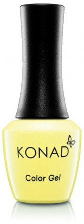 Konad Color Gel Nail Polish - CG094 Lemonade