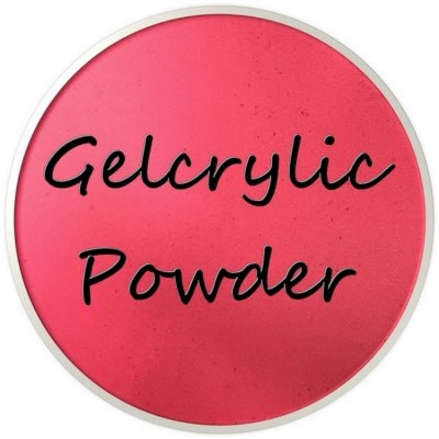 Gelcrylic Powder - Precious Tones Collection - Garnet