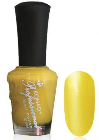 Konad Professional Nail Polish - P252 Bijou Yellow
