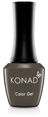 Konad Color Gel Nail Polish - CG092 Smoky Gray