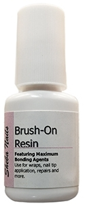 Med i pakken: Brush-On Resin - 6 gram