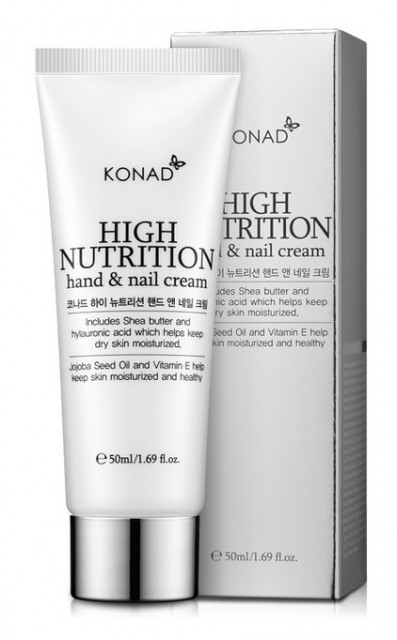 Med i pakken: Konad High Nutrition Hand & Nail Cream