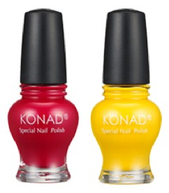 5 Princess Special Polishes: (12 ml) Deep Jungle, Cool Red, Gold Black, Yellow, White
